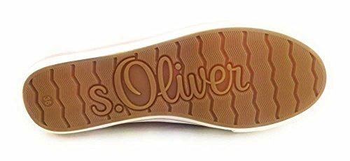 s.Oliver  5-5-74635-28/512-512, Baskets pour femme Rouge