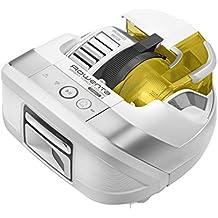 Rowenta Smart Force Cyclonic RR8024WH - Robot aspirador ciclónico alto rendimiento todo tipo de suelos con