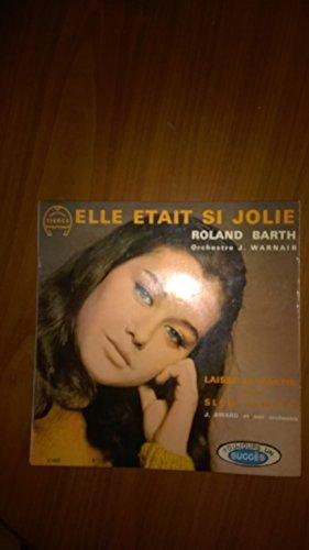 Roland Barth orchestre J. Warnair - elle était si jolie / Laisse la partir - Slow always disque tiercé panorama n° 3.102