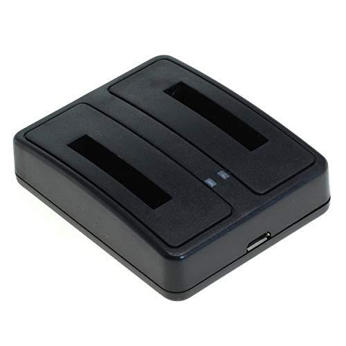 Dual Akkuladestation Akku-Ladestation Tischlader für Nokia accu BL-5C