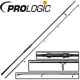 Prologic Custom Black Karpfenrute 3m 3lbs - Angelrute zum Karpfenangeln, Grundrute zum Angeln auf...