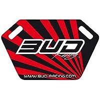 BUD RACING Pit Board de panneautage Rouge