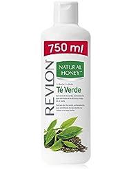 Natural Honey Gel De Douche The Vert 750ml