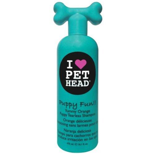 Shampoo-per-cani-PET-HEAD-Puppy-Fun-profumo-di-arancio-354-ml