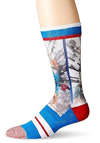 Stance Philadelphia 76ers Allen Iverson Ink Splatter NBA Legends Socken