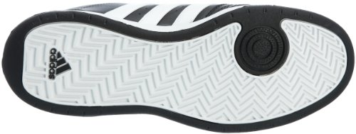 adidas Oracle V Herren Tennisschuhe Schwarz (Black 1 / Running White Ftw / Metallic Silver)