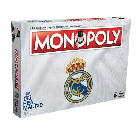 Eleven Force Monopoly Real Madrid 63324
