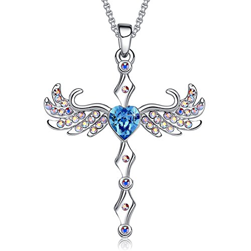 mega-creative-jewelry-women-cross-pendant-chain-necklace-with-swarovski-elements-crystal-diamond