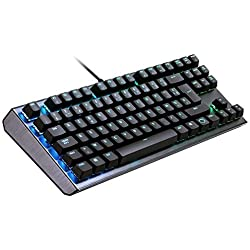 Cooler Master - CK530 - Clavier Mécanique Gaming RGB TKL - AZERTY (PC/Consoles) - Chassis Aluminium