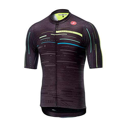Castelli Men's Tabula Rasa Full Zip Bike Jersey -