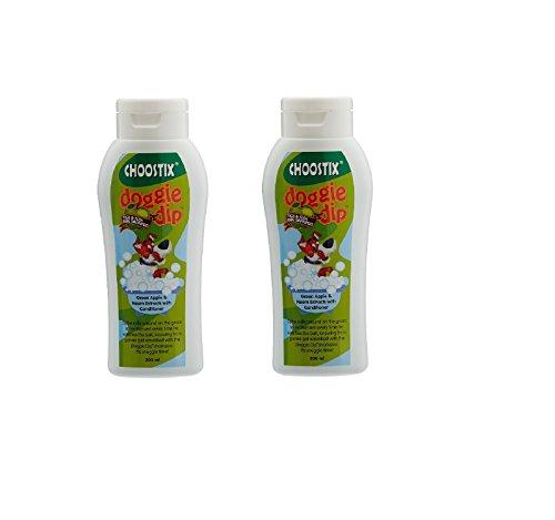 [Sponsored]Choostix Dog Tick And Flee Shampoo, 200 Ml (Pack Of 2)