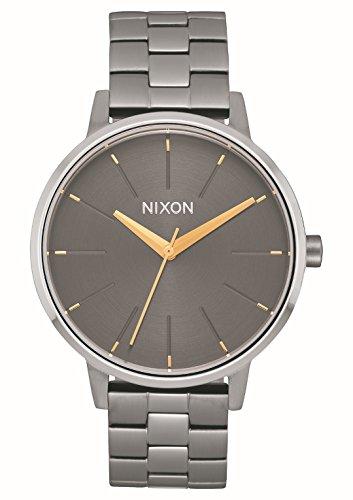 Nixon orologio analogico quarzo unisex con cinturino in acciaio inox a099-2765-00