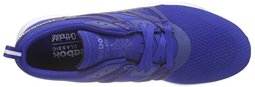 Reebok Ventilator Adapt, Chaussures de Course Homme Bleu - Blau (Collegiate Royal/White/Black)
