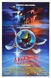 NIGHTMARE ON ELM STREET 5 - THE DREAM CHILD – Imported Movie Wall Poster Print – 30CM X 43CM Brand New FREDDY KRUEGER