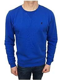 Replay - Sweat-shirt - Homme bleu bleu marine