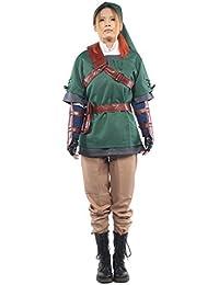 Link Costume Kompletter Anzug Kleidung Halloween Carnival Cosplay Kostüm Outfit