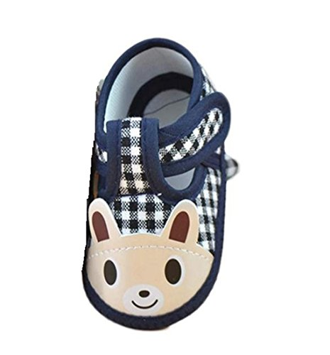 ❤️Chaussures de Bébé, Amlaiworld Garçon de Fille Semelle Mmolle Chaussures Bébé Chaussures premiers pas Sneaker Toile Pour 0-10 Mois