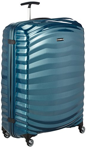 Samsonite - Lite-Shock Spinner 81 cm, Azul (Petrol Blue)