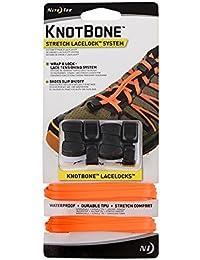 Nite Ize KnotBone Lace+Lock - Blaze Orange