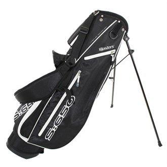 Masters Golf Stand Bag S:650 (schwarz/weiß)