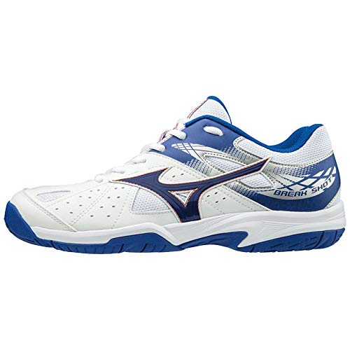 Mizuno Break Shot 2 Cc - Scarpa Tennis Clay Uomo - Cod 61GC192527 (Eu 42- Cm 27 - Uk 8)
