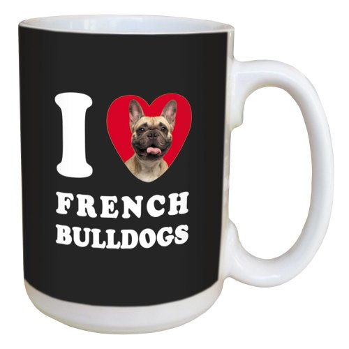 tree-free-greetings-lm43961-tazza-di-ceramica-da-450-ml-scritta-i-heart-french-bulldogs-con-foto-di-