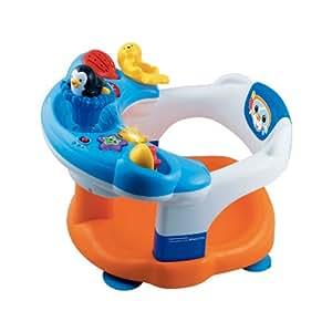 VTech Baby 80-113704 - 2 in 1 Badespaß Sitz