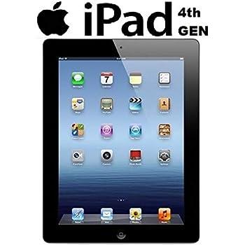 Apple iPad 4 32GB Wi-Fi : Black (Reacondicionado): Amazon.es ...