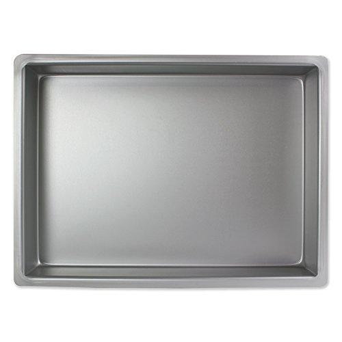PME Längliche Aluminium-Backform 25,4 x 38,1 x 7,6 cm Aluminium-oblong Pan