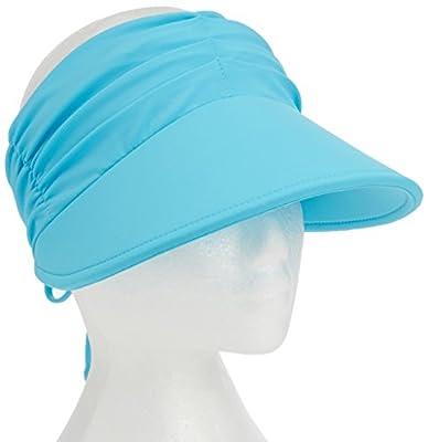 Wallaroo Hats Damen Hut Käppi Aqua Visor von Wallaroo Hats auf Outdoor Shop