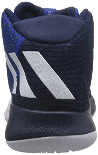 adidas Crazy Heat, Scarpe da Basket Uomo Colori vari(Reauni/Ftwbla/Maruni)