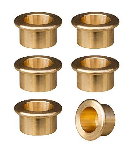 Grimm\'s 04800 Messinghalter Kerzeneinsatz 6er Set