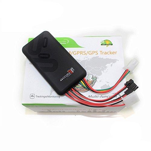 41IFz6BoIFL - Localizador GPS/GSM/GPRS de seguimiento para vehículos, alarma de seguimiento antirrobo de marcación SMS, plataforma gratuita de seguimiento en línea