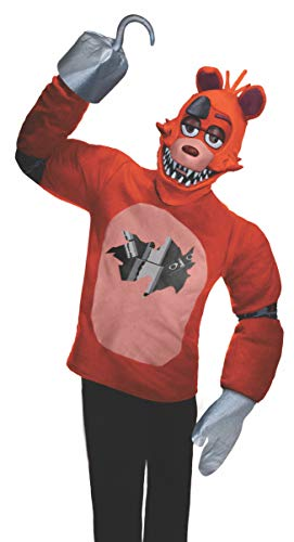 Rubie's FNAF Adult Foxy Fancy Dress Costume Standard