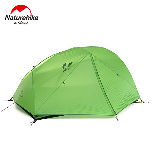 NatureHike-2-Persons-Camping-Tent-Hiking-Tent-With-Snow-Skirt-Waterproof-Tent-Outdoor-Double-layer-4-seasons-Tent