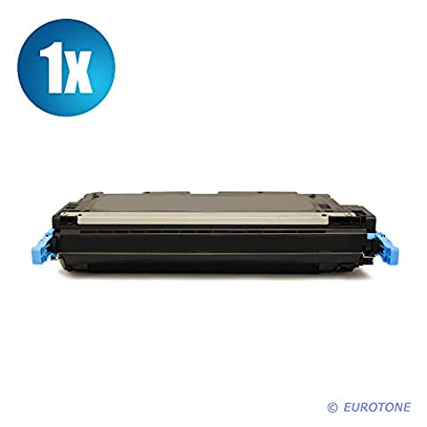 1x Eurotone Remanufactured Toner Cartridge for HP Color LaserJet 4730 XM X XS MFP replaces Q6461A 644A