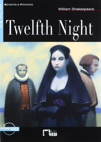 Twelfth Night. Material Auxiliar. (Black Cat. reading And Training)