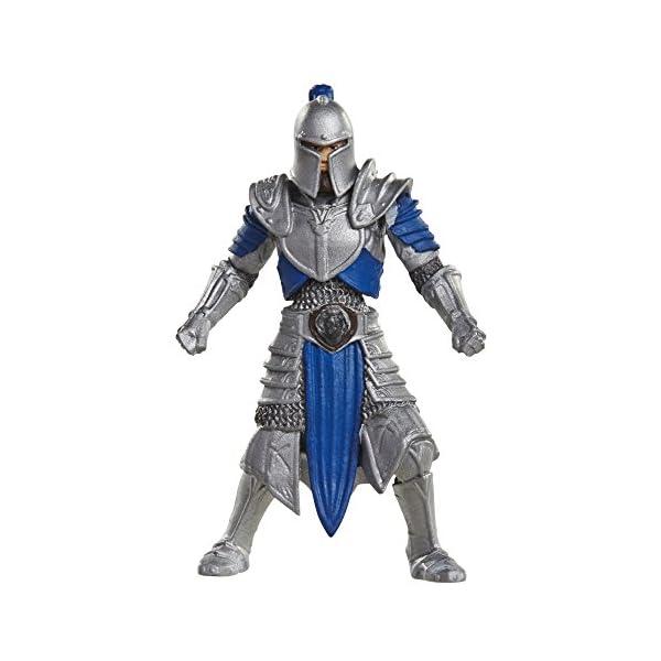 Warcraft Mini Figure Durotan & Alliance Soldier Action Figures (2 Pack) by Warcraft 3