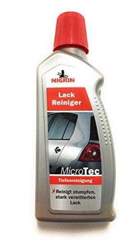 NIGRIN 73899 MicroTec Lackreiniger, 500 ml