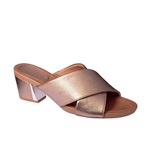 Soft-laminiert (Scholl Sandalen mit Absatz Sarah)
