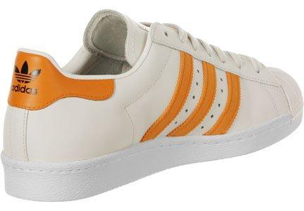 adidas Superstar 80s Scarpa beige arancione