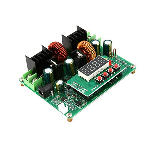 Dc la 6a Cc Cv automatique Step Up & abaisseur Module d'alimentation LED Driver,vert