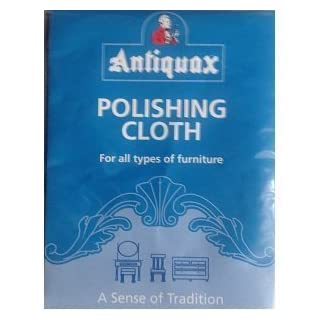 Antiquax ANTQPSCH Polishing Cloth for Furniture