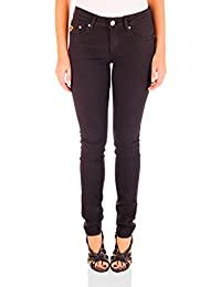LOIS - Pantalon Lua Negro, Mujer