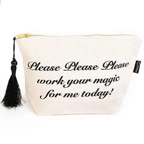 Make-up Tasche - Please Please Please work your magic for me today