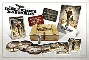 Inglorious Bastards (1978) (Limited 3 Disc Woodbox Edition) (Region 2) (Import)