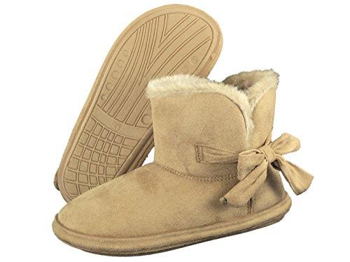 SaneShoppe - Pantofole donna Sabbia