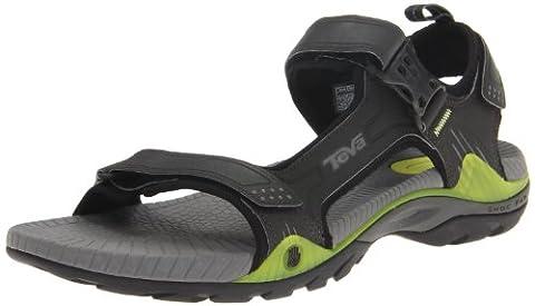 Teva Toachi 2 M's, Herren Sport-& Outdoor Sandalen, Grau (695 charcoal grey), 40.5 EU (7 Herren UK)
