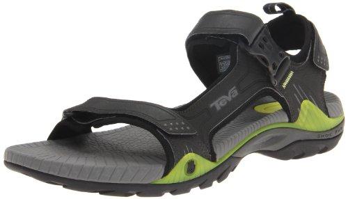 Teva Toachi 2 M's, Herren Sport-& Outdoor Sandalen, Grau (695 charcoal grey), 44.5 EU (10 Herren UK)