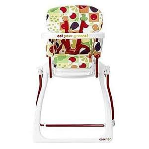 cosatto 7304 chaise haute b b s pu riculture. Black Bedroom Furniture Sets. Home Design Ideas